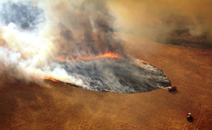 澳新南威爾士州超兩千處房屋遭燒損,全澳損失達7億澳元