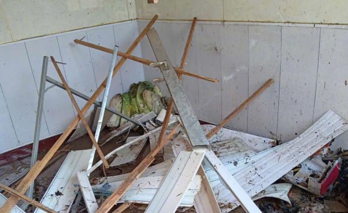 河北青縣通報農戶家中爆炸事件:疑因管道鋪設引燃氣泄漏所致