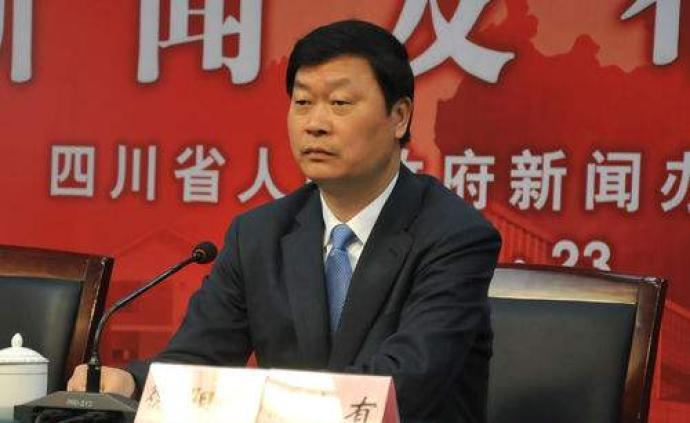 四川省经济和信息化厅党组书记、厅长陈新有被查