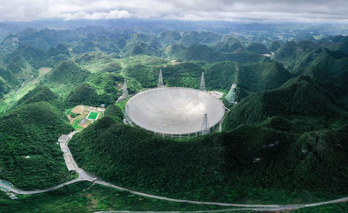 中國天眼通過國家驗收正式開放運行:已發現102顆脈沖星