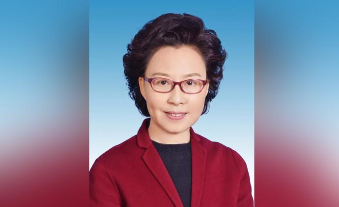 張妹芝任河北省十三屆人大常委會副主任