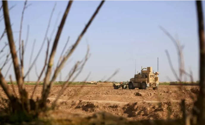 美軍車隊阿富汗遇炸彈襲擊,2名美國軍人死亡