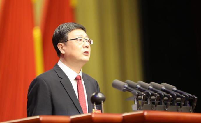北京市長陳吉寧:2020年北京GDP預期目標增長6%左右