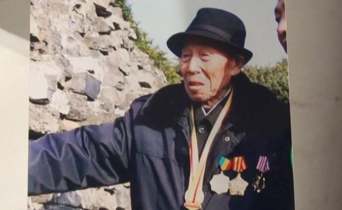 抗戰老兵、山東最后一位南京大屠殺親歷者孫晉良逝世