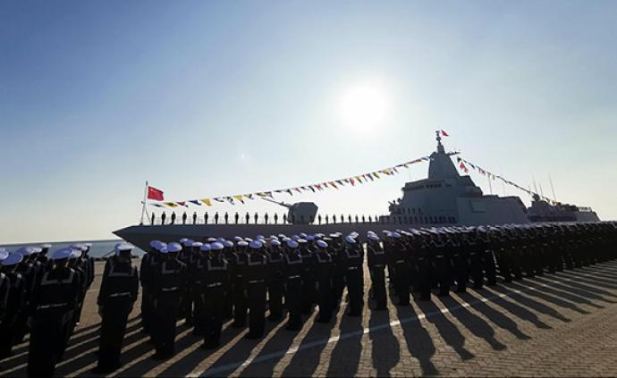 从下水到入列,万吨级的南昌舰需要完成哪些试验?