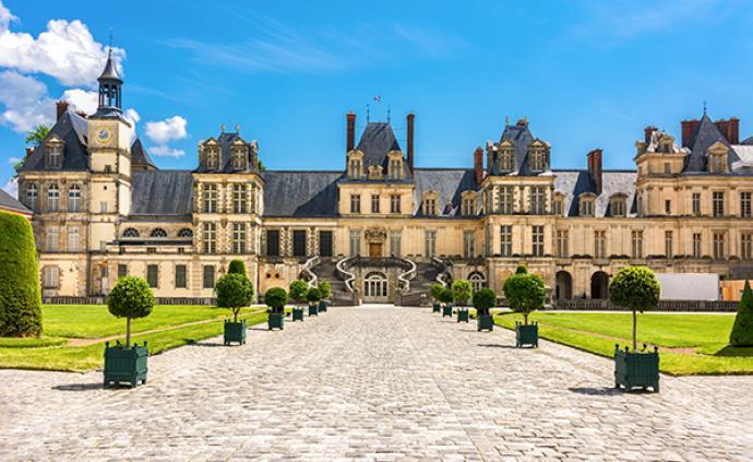 中國男子法國被捕,被指雇西班牙黑幫欲偷楓丹白露宮中國瓷器