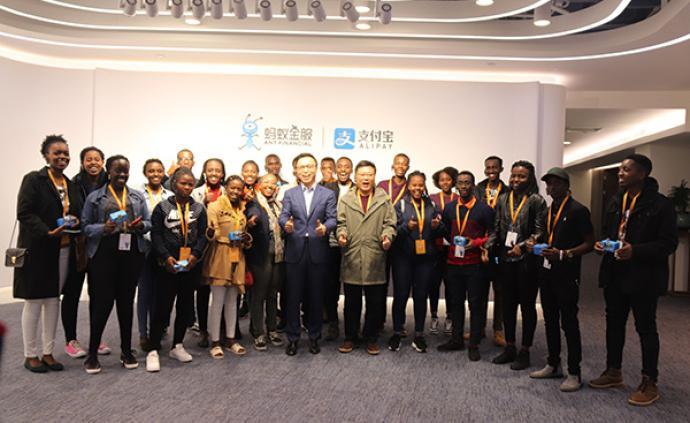 阿里商学院首设非洲本科专班,卢旺达学霸杭州学习跨境电商