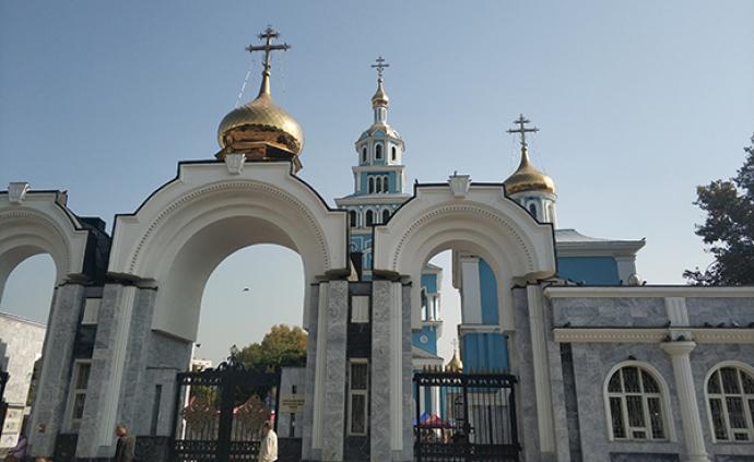 探访乌兹别克斯坦②|塔什干:过客们留下的教堂
