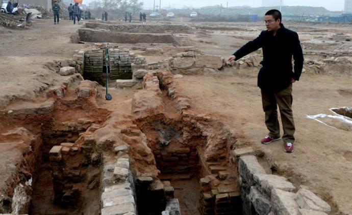 """""""开坛十里香"""",中国古代最大的酿酒遗址在安徽濉溪发掘"""