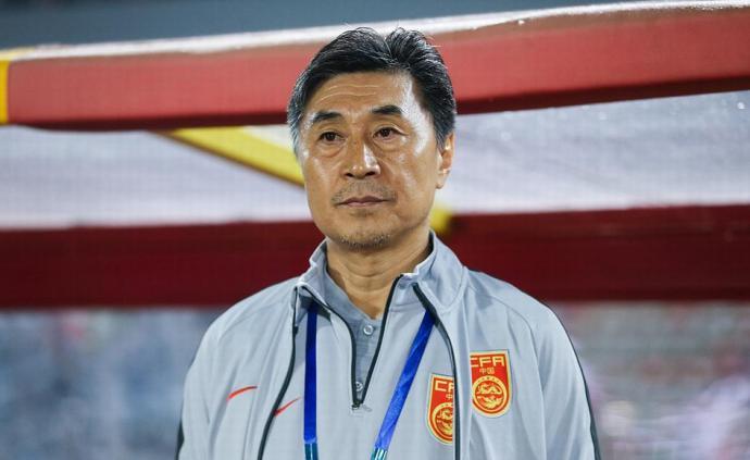 主帅贾秀全:带好中国女足,我做到了内心无愧
