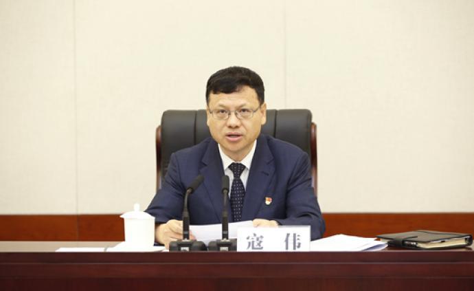 國家電網原董事長寇偉調任大唐集團總經理,該職空缺一年多