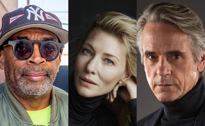 2020歐洲三大電影節主席人選悉數揭曉