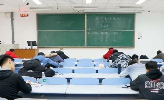 高校连续7个学期开设诚信考场,236门考试无人监考