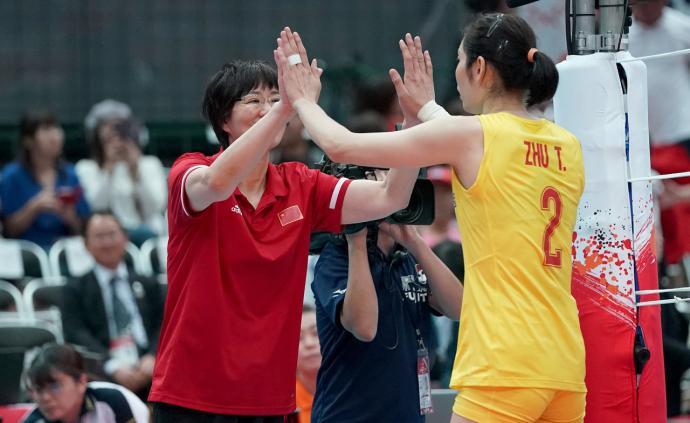 奧運軍團巡禮|中國女排:有一種精神,永不褪色