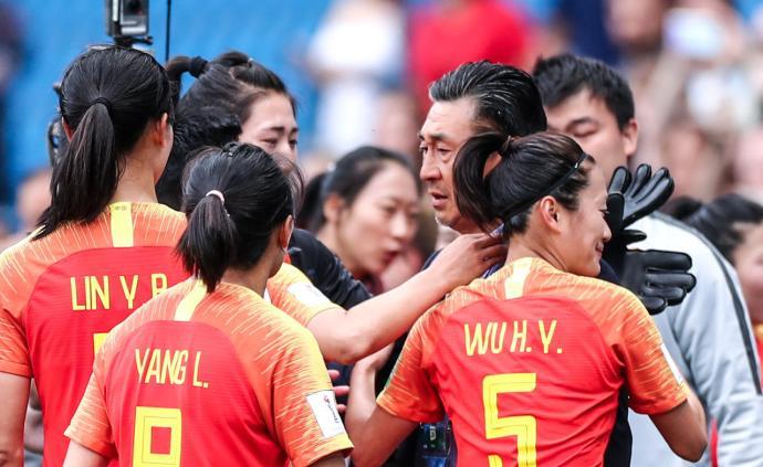 奥运军团巡礼|中国女足:褪去强队身份,我们的胜利全靠拼