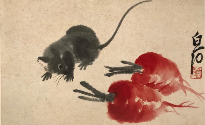 鉴赏|有史以来最爱画老鼠的画家是谁