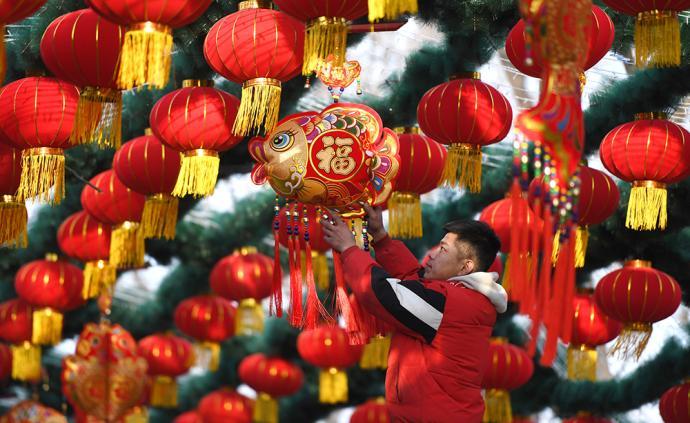 """百度春节搜索大数据:山东人是春晚铁粉,""""回家难""""热度骤降"""