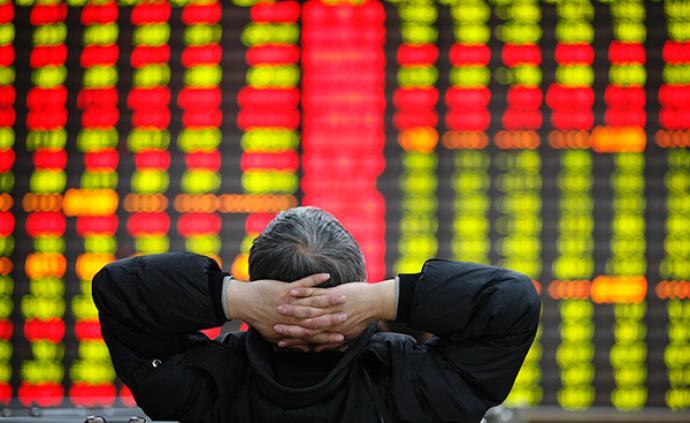 """A股全线下挫沪指跌逾1%,多个""""口罩概念股""""涨停"""