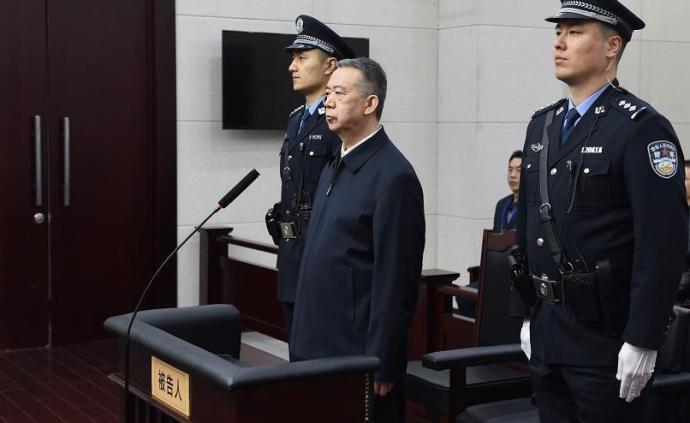 公安部原副部长孟宏伟一审获刑十三年半,并处罚金二百万元