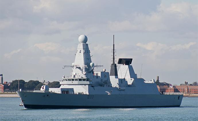 """因维护时间延长,英海军45型驱逐舰全都继续""""趴窝"""""""