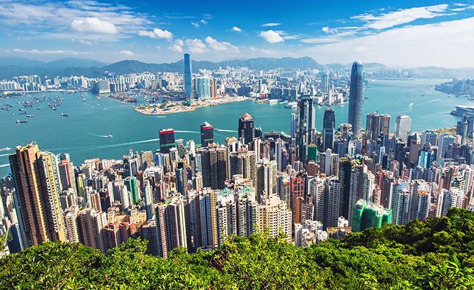 香港海關巡邏艇發生翻船事故3人死亡,林鄭月娥:震驚及悲痛
