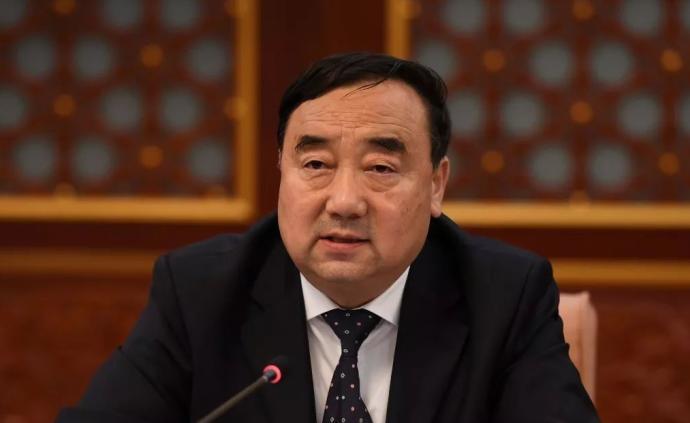 内蒙古自治区党委原常委云光中涉嫌受贿被提起公诉