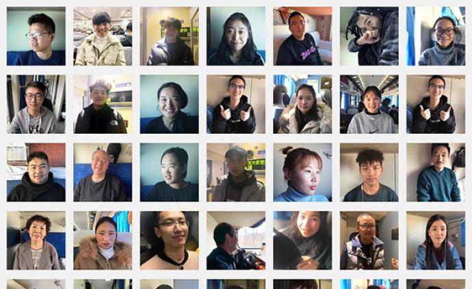 记者手记|4373公里春运归途,只为中国人最期盼的日子