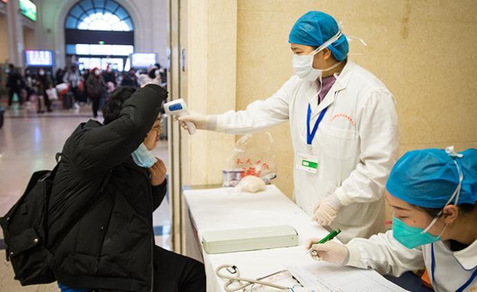 全球看武汉 世卫组织临时指南:医护人员不足,在家如何自救