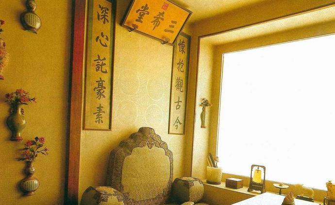 六百年故宫鉴赏①|紫禁城楹联:有称仁颂德,也有闲情逸致