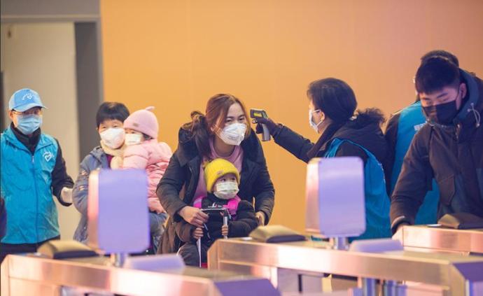 """專家肯定中國防控新型冠狀病毒疫情的""""非醫藥手段"""""""