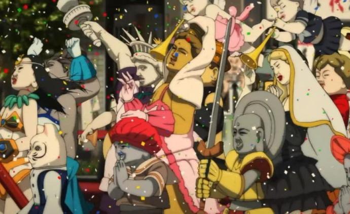 2020科幻春晚丨春节是一门艺术,防止宇宙走向热寂