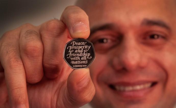 英国1月31日发行脱欧纪念币,年内发行或超千万枚