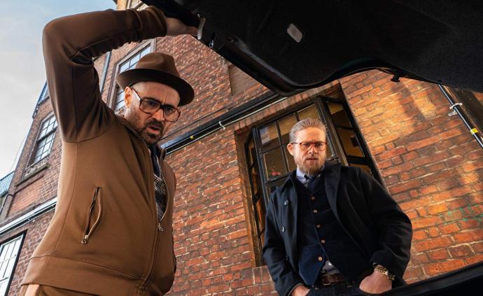 北美票房丨蓋·里奇新作《紳士們》回歸英式黑幫片
