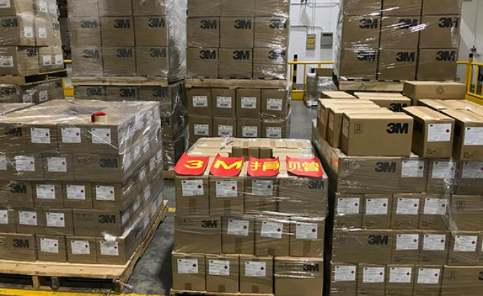 3M中國:700萬元防控物資送往武漢,還有一批口罩在路上