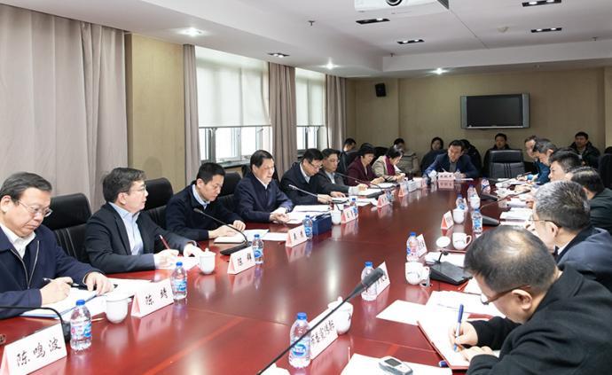 打赢防控疫情阻击战,上海市长要求加大重点产品供应力度