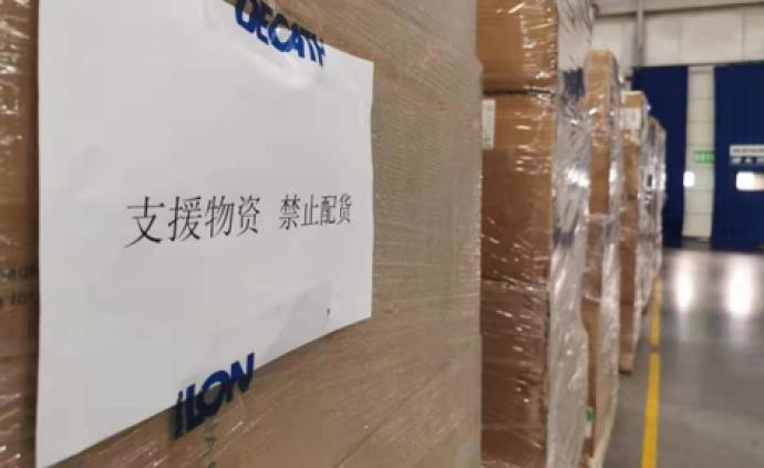 武汉百家医院要货!迪卡侬清空库存,捐出2.8万副游泳眼镜