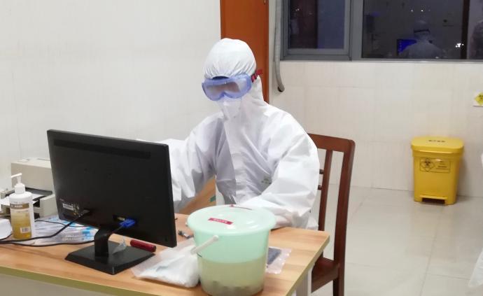 医护日记|我在发热门诊坐诊,常有患者咨询是否感染新冠病毒