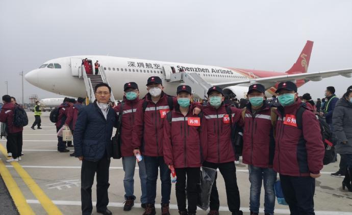 中核捐赠5000万元抗疫,为运往武汉的医用口罩等免费灭菌