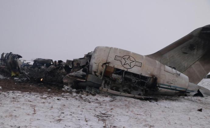美國國防部:27日阿富汗墜機事件造成2名美軍士兵身亡