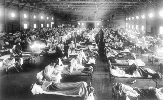 皮國立:1918年,中國是如何挺過疫情的?