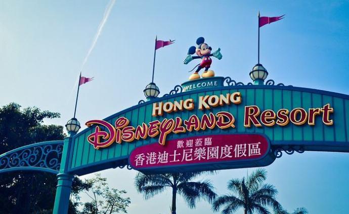 香港迪士尼乐园及海洋公园今日起暂停开放