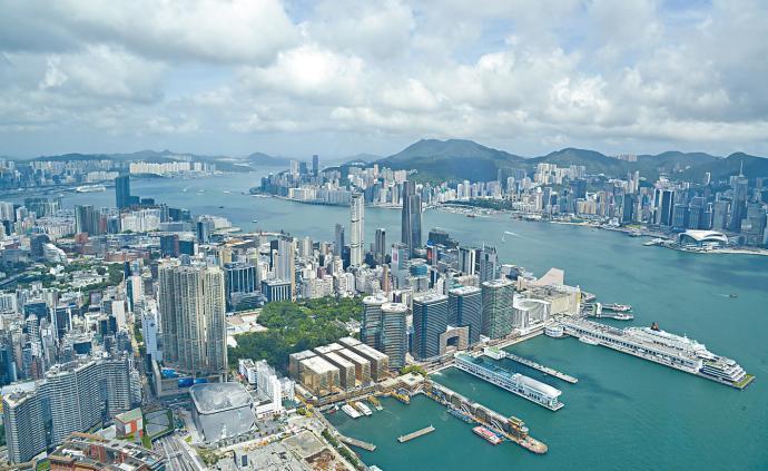 香港2019年经济预计出现十年以来首次年度负增长