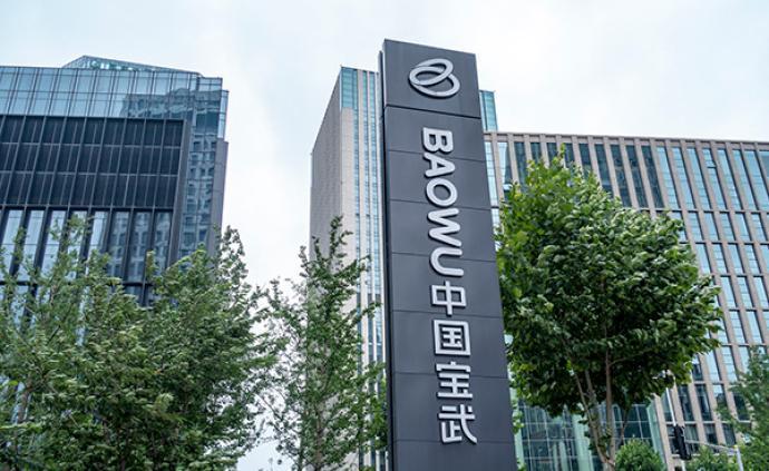 中國寶武增持寶鋼股份:在疫情抗擊關鍵時期加大金融支持力度