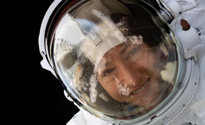 NASA宇航員創女性單次太空飛行最長紀錄,即將返回地球