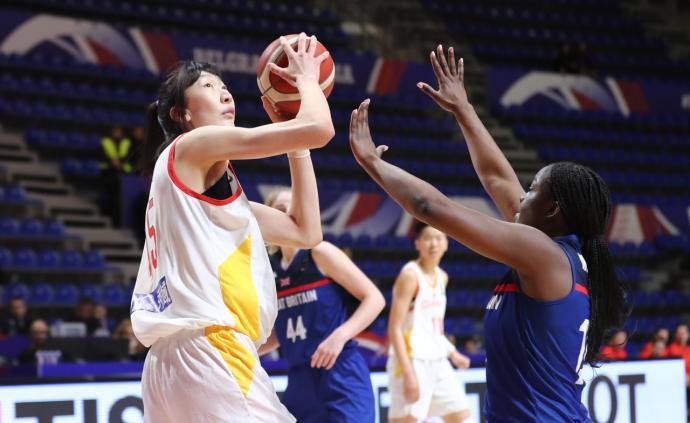 全場9投8中!留洋WNBA一年,歸來的韓旭穩定成熟了