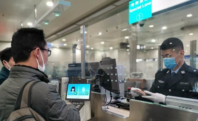 國家出入境管理局暫停辦理內地居民前往香港地區商務簽注