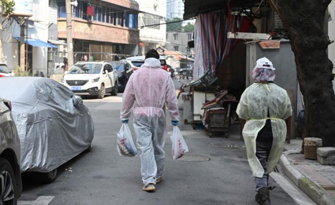 學者防疫調研|武漢,嚴控社區防疫迫在眉睫