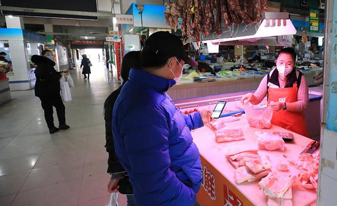 國家發改委:春節后中央凍豬肉儲備首次投放1萬余噸順利完成