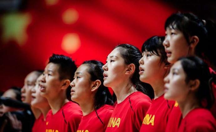 中國女籃力克世界第三西班牙隊,打出精神躋身東京奧運