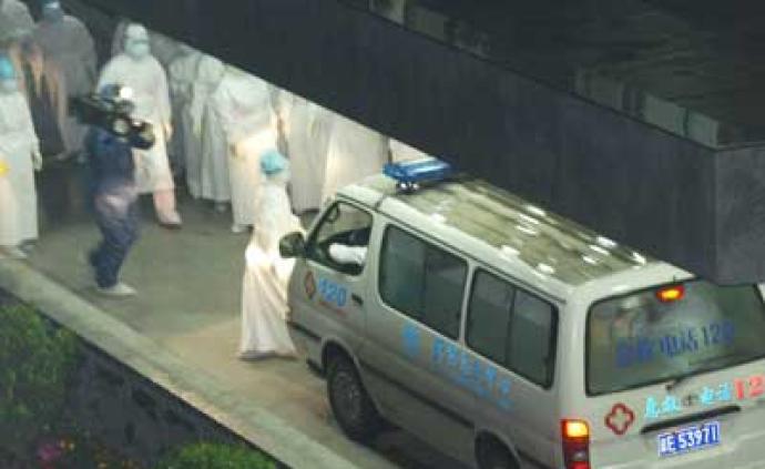全球看武漢 關愛一線醫護人員:回顧SARS疫情的心理影響
